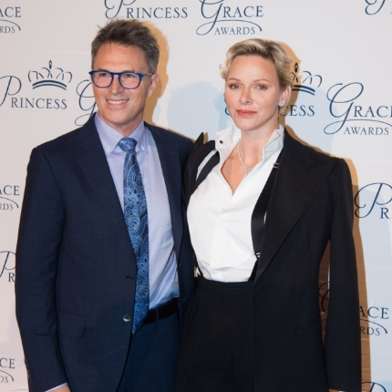 Gala annuel de la Princess Grace Foundation USA