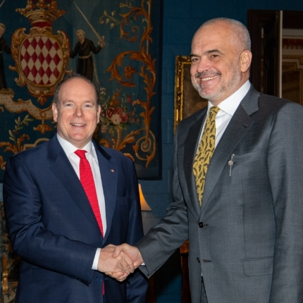 Official Visit of H.E. Mr Edi Rama, Prime Minister of the Republic of Albania