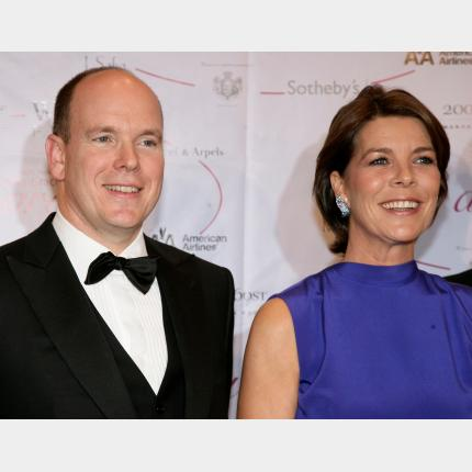 H.S.H. Prince Albert II in New York for the 25th anniversary of the Princess Grace Foundation